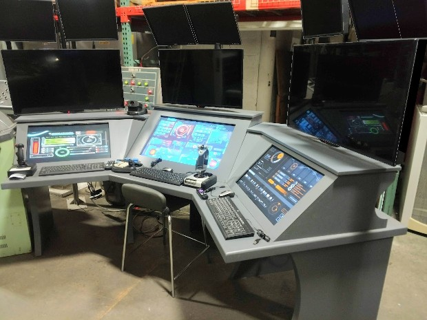 RJR Props - Air Traffic Control Desk