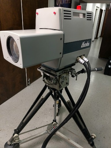 RJR Props - Norelco PC-70 Studio Camera