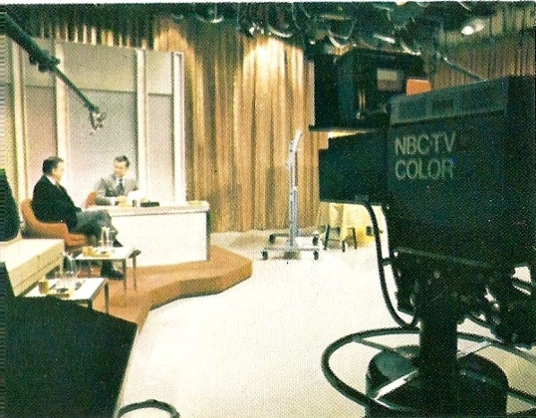Vintage RCA TK44 Studio Camera from The Tonight show