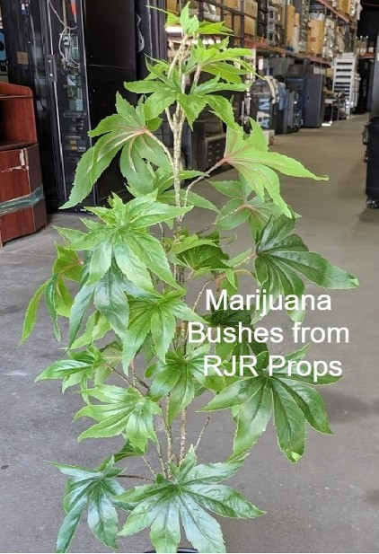 Fake Marijuana Plants, Fake Pot Plants