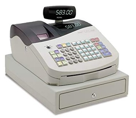 Cash Register Prop, Prop Cash Register, Prop Cash Register for rent