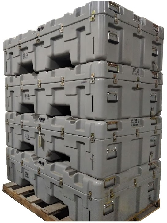 Large Military Crates, Large Crates, Large Roadcases, Large Flight cases