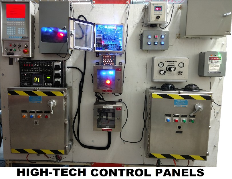 electronic control panel props, electronic props