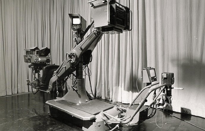 Vintage Houston Fearless Camera Crane 30B