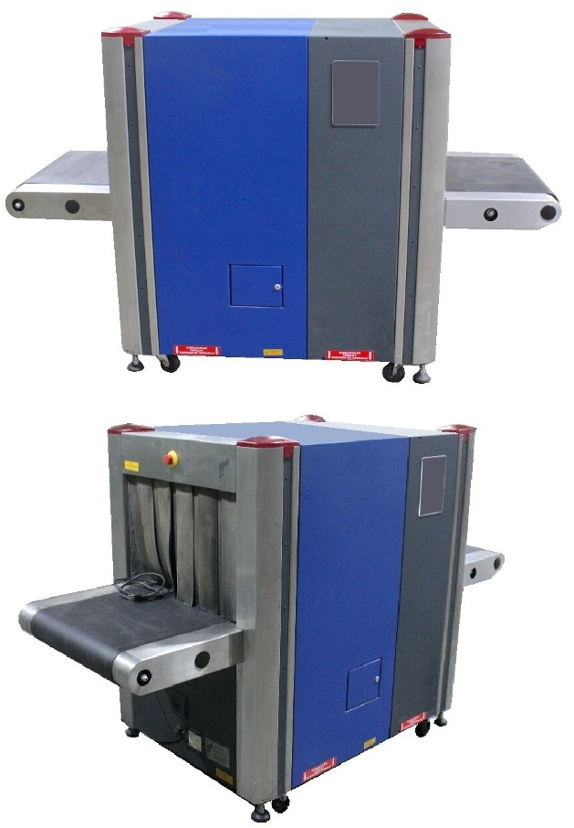 x-ray baggage scanner prop